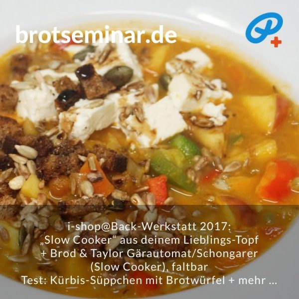 slowcooker2017 kuerbissuppe