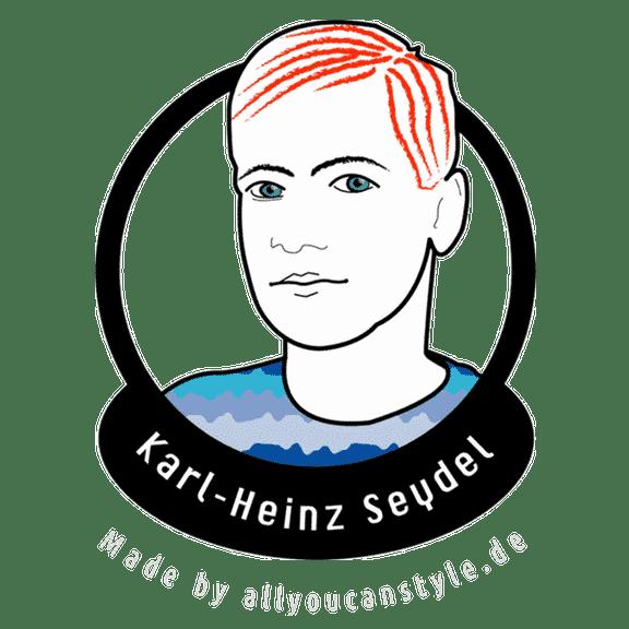 Karl-Heinz Seydel (khs) — Derdawo gerne kassiert.