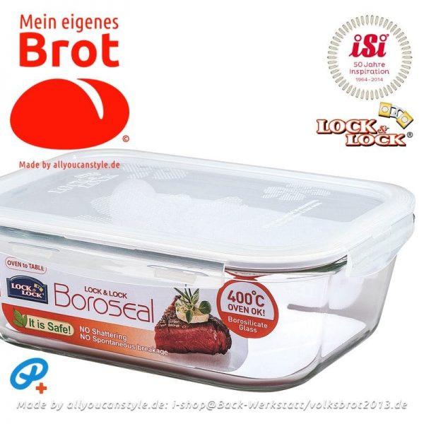 Brot-Back-Form