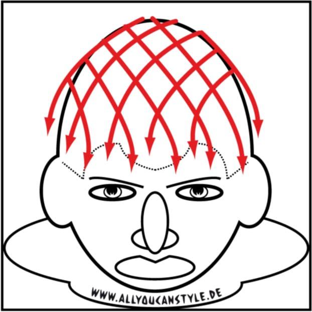 Haar-Styling-Training beim HOF FRISÖR in Frankfurt am Main erhältlich.