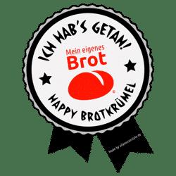 Ich hab's getan! — Happy Brotkrümel