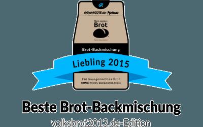 Die besten Brot-Backmischungen kommen von der Ostermühle aus Langenau