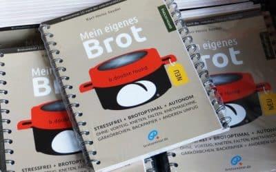 Schönstes brotseminar.de-Papier-Ringbuch aus eigener Herstellung*