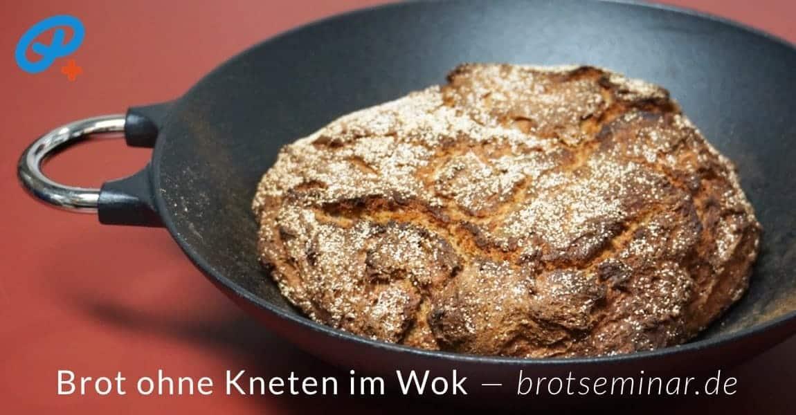 brot ohne kneten im wok gebacken 01