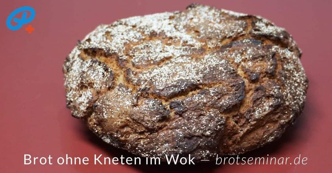 brot ohne kneten im wok gebackent 02