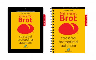 Neuer brotseminar.de-Buch-Titel 2017