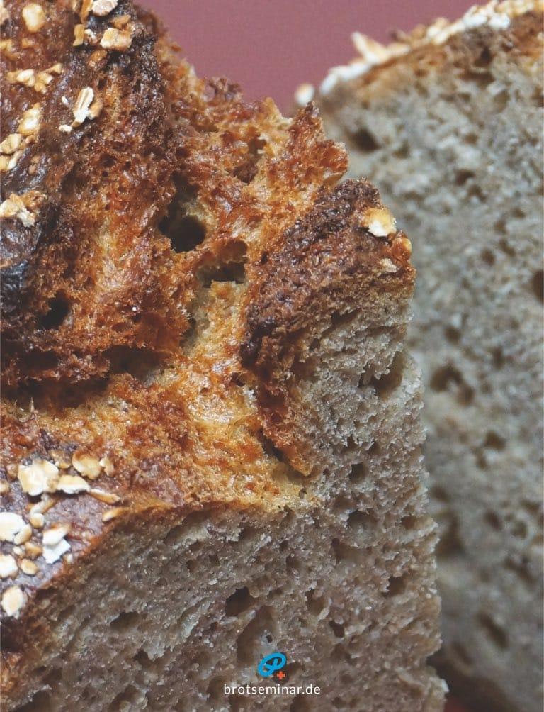 brotseminar.de: Brot ohne Kneten mit der brutalst vereinfachten Brot-Back-Methode von Karl-Heinz Seydel