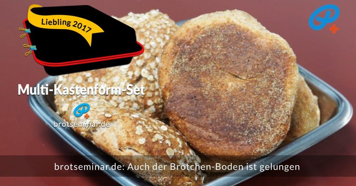 brotseminar.de: Auch der Brötchen-Boden ist gelungen. Oder?