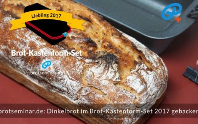 Dinkelbrot mit frischem Brotmehl von der Adler Mühle Bahlingen