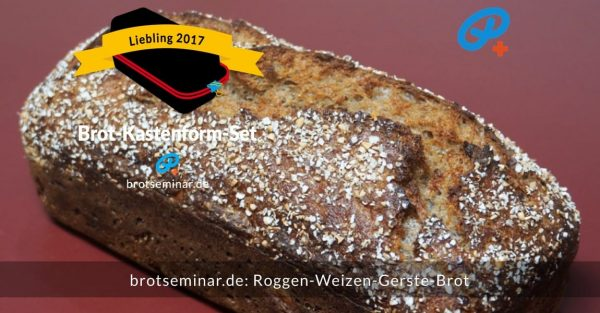 Roggen-Weizen-Gerste