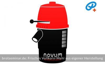 """""""NOVUM — die Getreidemühle"""" ist derzeit für nur 199 € (statt 289 €) im Angebot"""