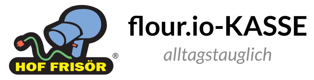 """HOF FRISÖR FRANKFURT benutzt die flour.io-KASSE in der Cloud: """"Wer eine Online-KASSE betreibt, ist nur mit einer aktiven Internet-Verbindung in der Lage, seinen Kassen-Verpflichtungen gegenüber dem Finanzamt GoBD-gemäß nachzukommen."""""""