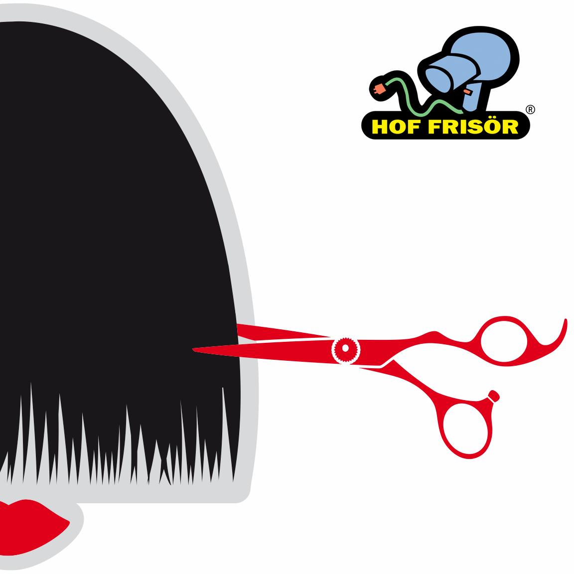 HOF FRISÖR: Mach was du willst. Einen richtig guten Haarschnitt nämlich. Du willst es doch auch. Ja, alles komplett für nur 39 € für alle und jede/jeden und alle Haarlängen sowieso …