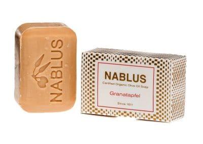 NABLUS-Soap-Granatapfel