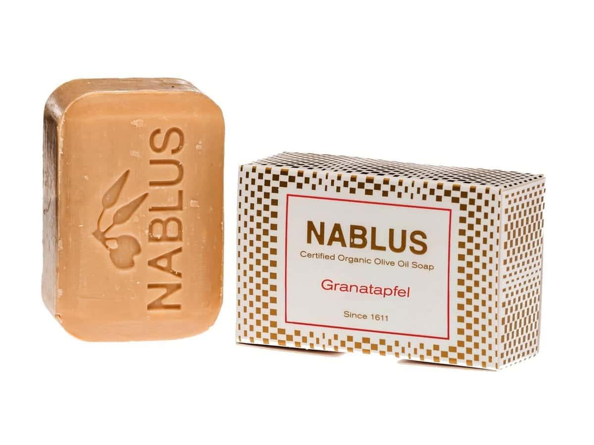NABLUS Soap Granatapfel