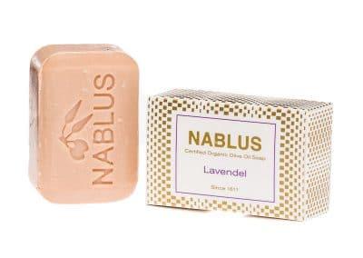 NABLUS-Soap-Lavendel