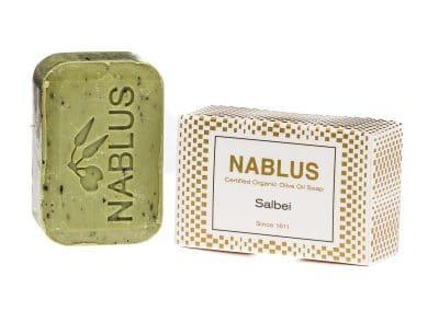 NABLUS-Soap-Salbei