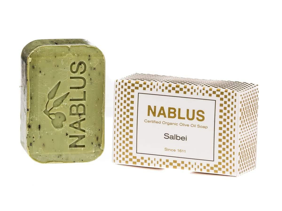 NABLUS Soap Salbei