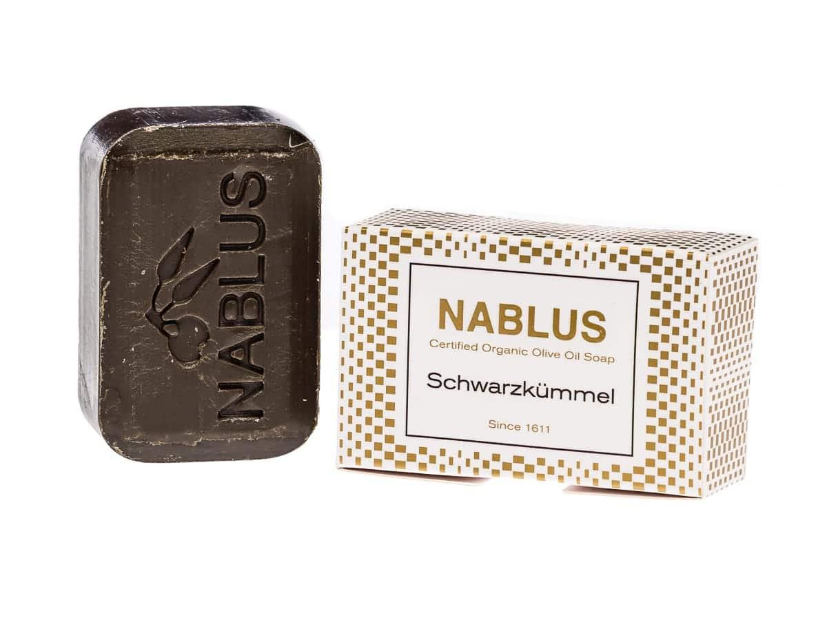 NABLUS Soap Schwarzkümmel