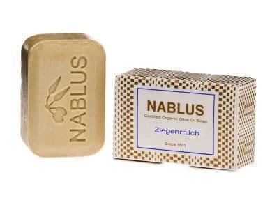 NABLUS-Soap-Ziegenmilch