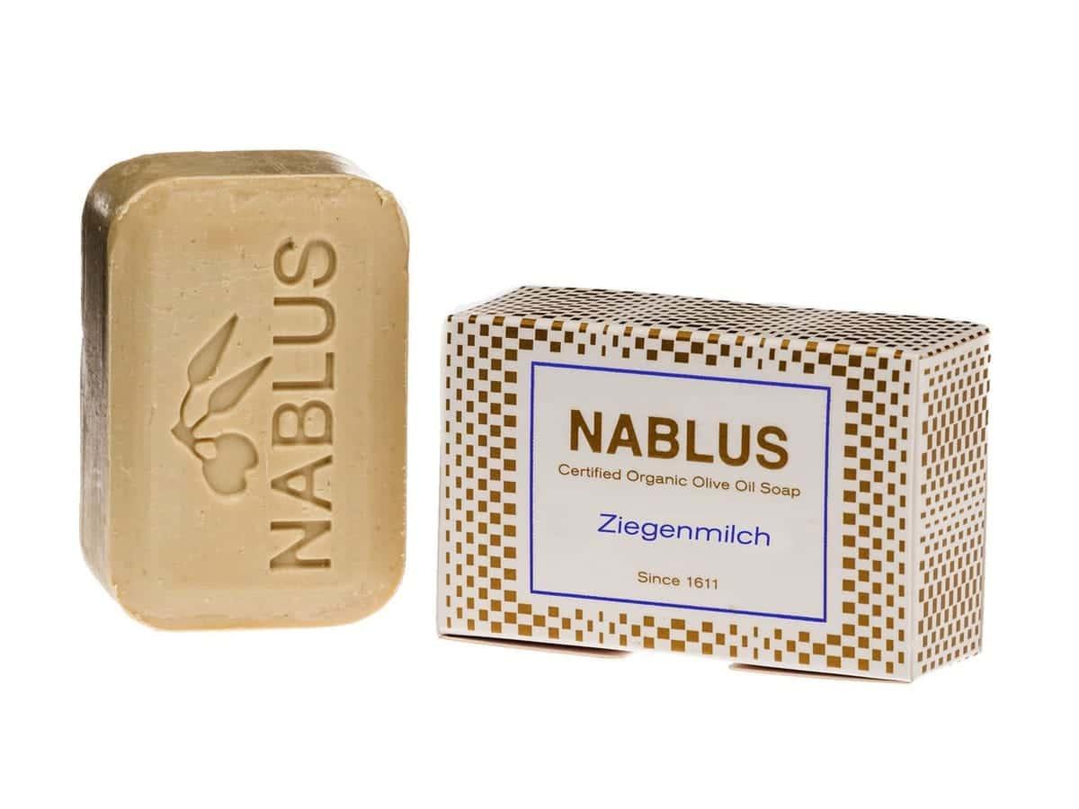 NABLUS Soap Ziegenmilch