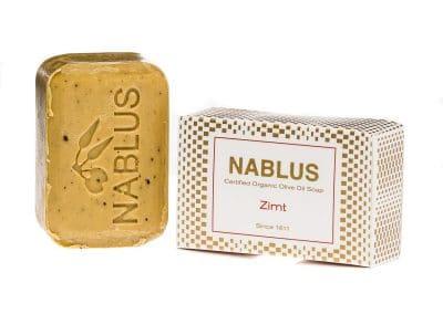 NABLUS-Soap-Zimt
