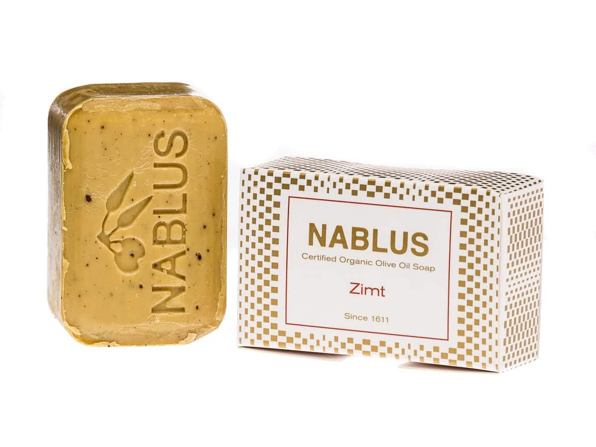 NABLUS Soap Zimt