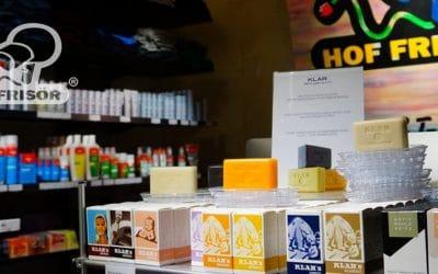 NEU: KLAR-Seifen aus Heidelberg — frisch im HOF FRISÖR-Sortiment erhältlich