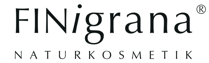 FINIGRANA Naturkosmetik-Logo, HOF FRISÖR in Frankfurt am Main