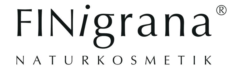 FINIGRANA Naturkosmetik-Logo, HOF FRISÖR in Frankfurt am Main