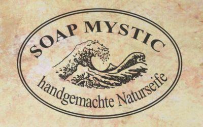 3 (drei) waschechte Haar-Seifen von SOAP MYSTIC beim HOF FRISÖR: Matcha + Brennnessel + Henna