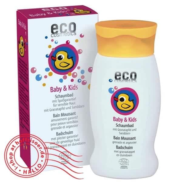 Baby & Kids Schaumbad von ECO COSMETICS