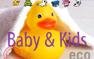 "ECO COSMETICS: ""Baby & Kids"" Naturkosmetik Pflegeserie"