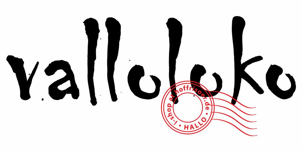 HALLO VALLOLOKO! – Immer frisch beim HOF FRISÖR in Frankfurt zu kaufen … (Logo: valloloko.de)