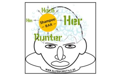 Neu von GREENDOOR: Shampoo Bar für alle Haar-Typen und Längen