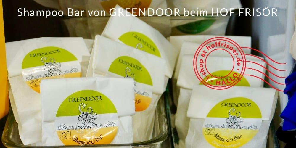 © allyoucanstyle.de (hoffrisoer.de) September 2019: GREENDOOR Naturkosmetik beim HOF FRISÖR in Frankfurt erhältlich …