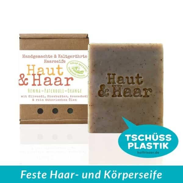 SOAP MYSTIC Naturseifen Karlsruhe: Kaltgerührte Olivenöl-Seife für Haut & Haar ohne Plastik
