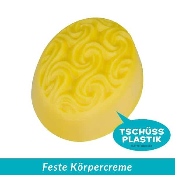 GREENDOOR Naturkosmetik aus Hurlach: Feste Körpercreme, Massagebar Avocado mit Bio Arnikaextrakt, Body Butter, Body Melt und ohne Plastik