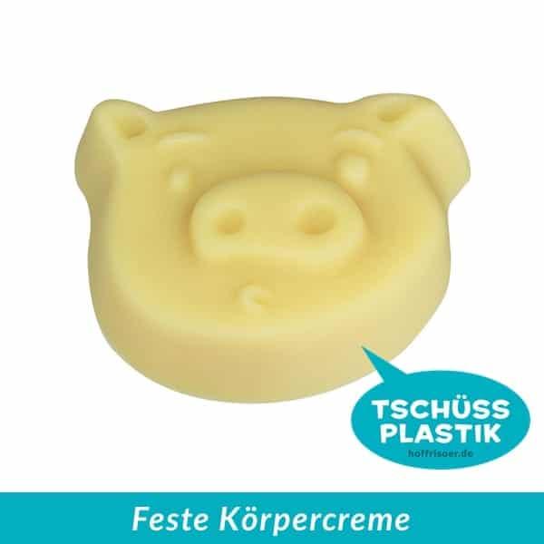 GREENDOOR Naturkosmetik aus Hurlach: Feste Körpercreme, Bodybar Tierfiguren, Body Butter, Body Melt