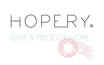 Neu von HOPERY: Festes Shampoo, feste Haarspülung und 3-in-1 Seifen-Box