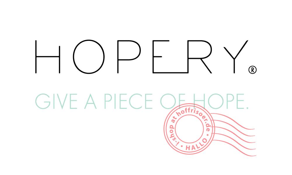 HOF FRISÖR Frankfurt am Main: HOPERY-Logo