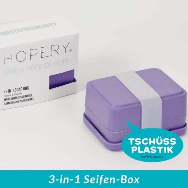 HOF FRISÖR Frankfurt am Main: 3-in-1 Soap Box von HOPERY