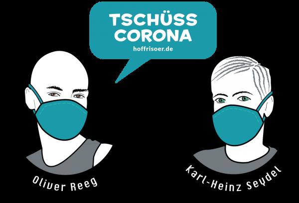tschuess CORONA