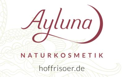 Bio-Pflanzenhaarfarben von Ayluna Naturkosmetik als Dienstleistung und im Verkauf
