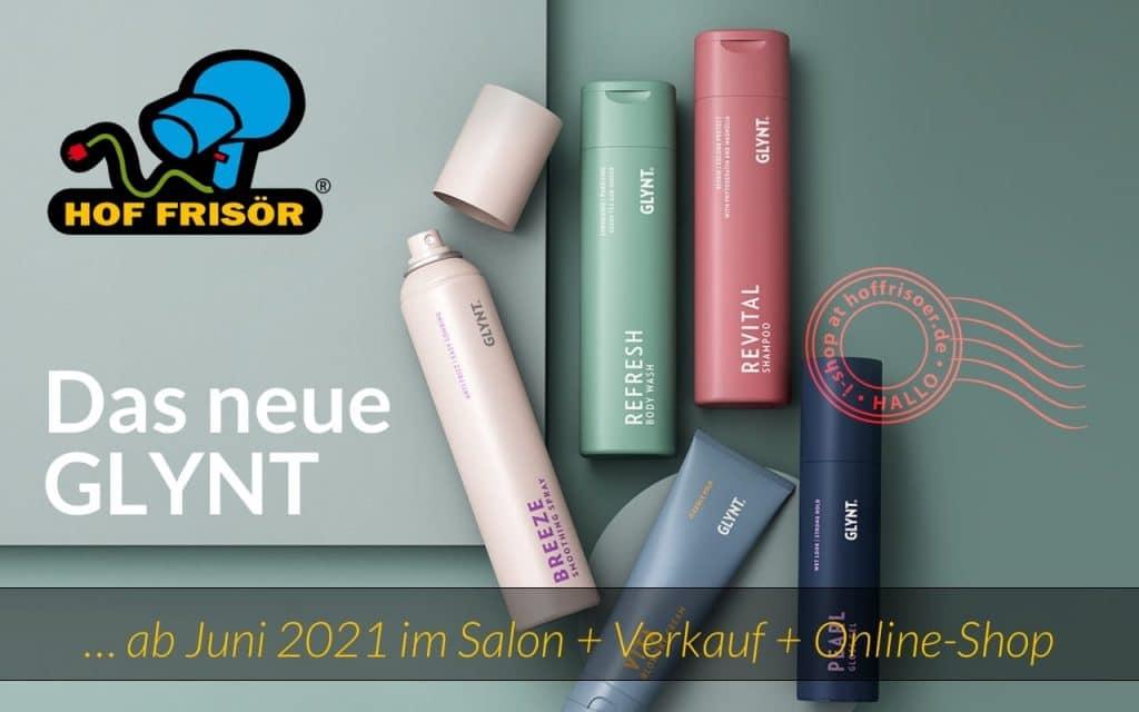 GLYNT beim HOF FRISÖR in Frankfurt am Main im Salon + Verkauf + Online-Shop