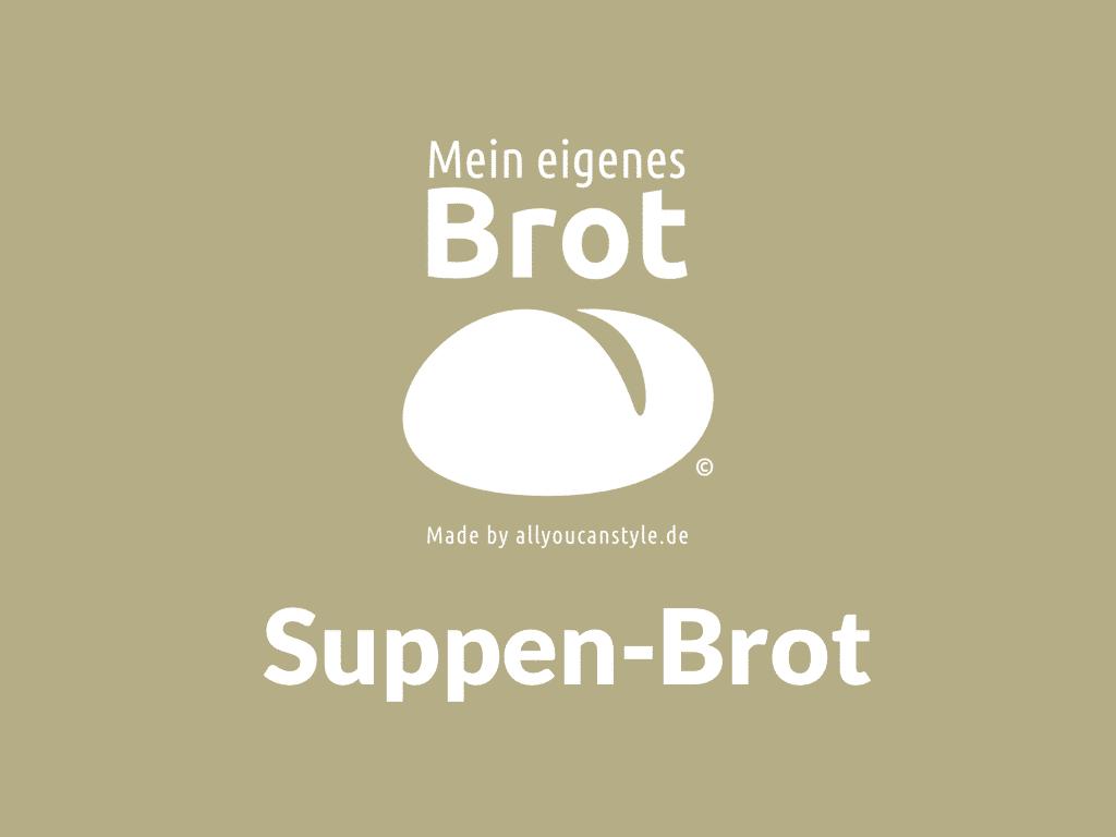Suppen-Brot von brotseminar.de: Mein eigenes Brot mit Kollagen-Suppe von BROX