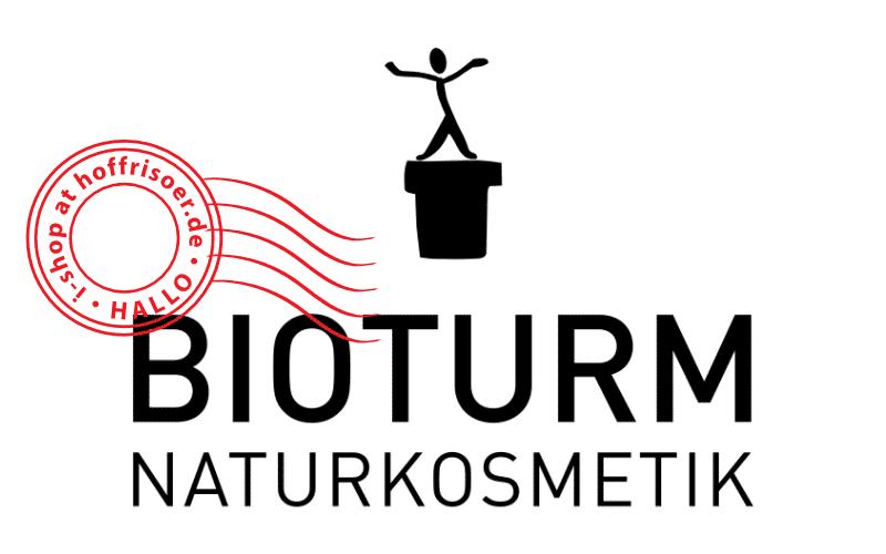 """HOF FRISÖR FFM: Das zertifizierte Naturkosmetik-Sortiment von Bioturm im Verkauf und optional auch während einer Haar-Dienstleistung – """"HALLO BIOTURM!"""" in Frankfurt am Main"""